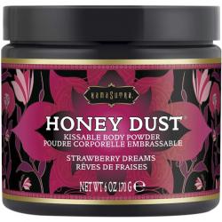 Сладкая пудра с клубничным ароматом - Пудра для тела  Honey Dust Body Powder 170g