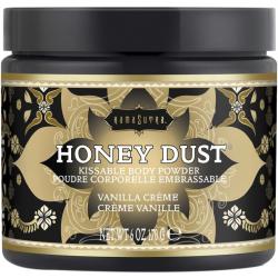 Пикантная присыпка - Пудра для тела со вкусом и ароматом ванили Honey Dust Body Powder 170g