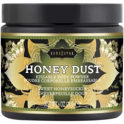 Пудра страсти - Пудра для тела  со вкусом и ароматом жимолости Honey Dust Body Powder 170g