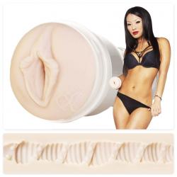 Мастурбатор порно-звезды Fleshlight Girls:Asa Akira, цвет: телесный