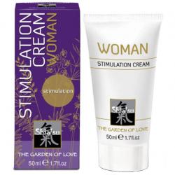Острое наслаждение - Возбуждающий крем GEISHAS DREAM, stimulation cream - 50ml