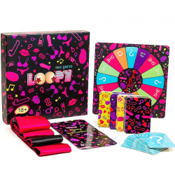 Игра для смелых и раскованных - Эротическая игра LOOPY sex game