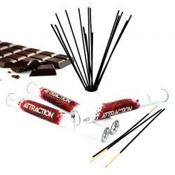 Шоколад и желание - Ароматические палочки с феромонами - MAI Chocolate (20 шт)