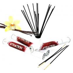 Палочки с дополнительным эффектом - Ароматические палочки с феромонами - MAI Vanilla (20 шт)