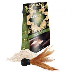 Самая сладкая - Сьедобная пудра для тела - Honey Dust Body Powder, 28g(жимолость)