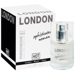 Соблазнение и очарование - Женские духи с феромонами London Sophisticated Her, 30ml