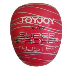 Удовольствие в кармане - Яйцо-мастурбатор - Super Stroker Twister