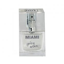 Жидкая сексуальность - Духи с феромонами - Pheromon Parfum Miami Man, 30 ml ( в мешочке)