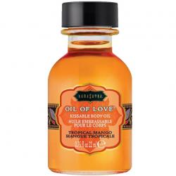 Эффект, который вам понравится - Масло для эрогенных зон с тропическим манго -Oil of Love 22ml