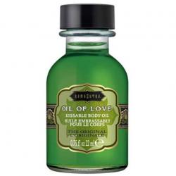 Масло для любви - Масло для эрогенных зон Oil of Love 22 ml (в мешочке)