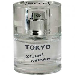 Тайное оружие соблазна - Духи с феромонами HOT для женщин Tokyo ( в мешочке)