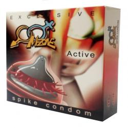 Презерватив с шипами - Active