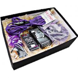 Подарочный набор Lovebox DirtyEmu, черный L