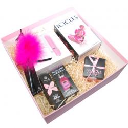 Подарочный набор Lovebox, DirtyEmu розовый М