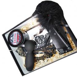 Подарочный набор Lovebox DirtyEmu, черный S