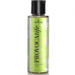 Массажное масло Sensuva - Provocatife Hemp Oil Infused Massage (125 мл)