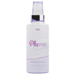 Крем-спрей 10-в-1 с феромонами Intt Pheros Fantasy (100 мл)