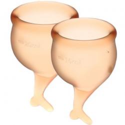 Набор менструальных чаш Satisfyer Feel Secure