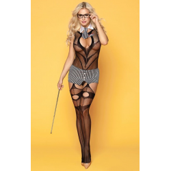 Эротический костюм учительницы Строгая Марли S/M