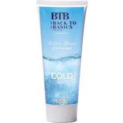 Охлаждающая смазка на водной основе BTB COLD FEELING (75 мл)