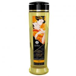 Массажное масло Shunga Stimulation - Peach