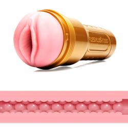 Мастурбатор Fleshlight GO STU, цвет: розовый