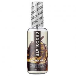 Оральный гель-лубрикант AROMA GEL - Chocolate