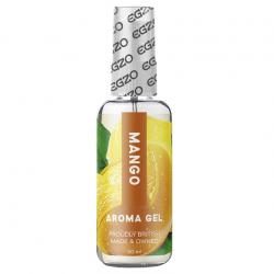 Оральный гель-лубрикант AROMA GEL - Mango