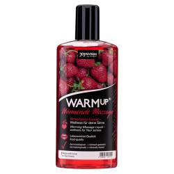 Масажна олійка - WARMup Strawberry, 150 мл