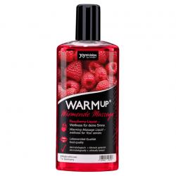 Масажна олійка - WARMuр Raspberry, 150 мл